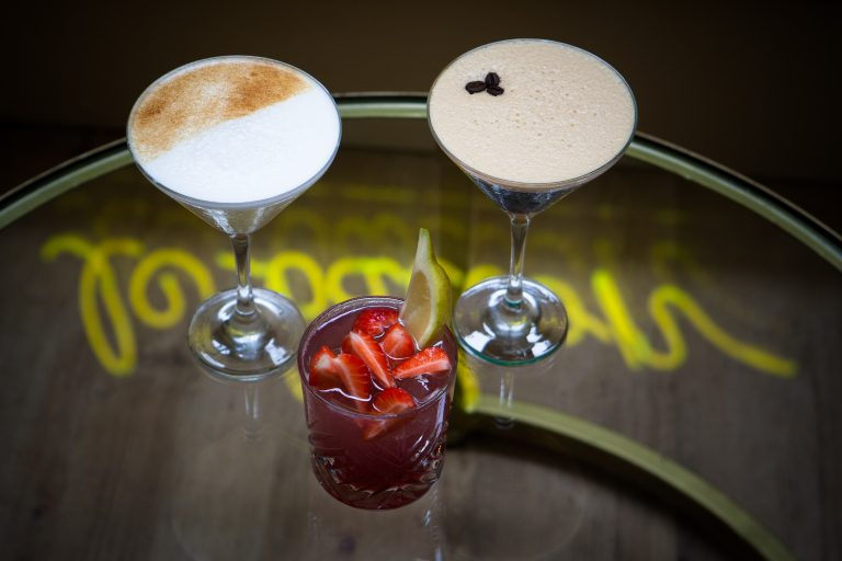 Cocktails at Jo and Co Hove